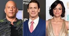 Fast And Furious 9 Cast Popsugar Entertainment
