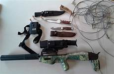 photos weapons confiscated from european