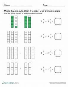 fraction worksheets like denominators 4000 greatest common factor easy worksheet education