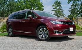 2017 Chrysler Pacifica Hybrid Review  AutoGuidecom