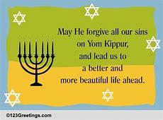 yom kippur wish