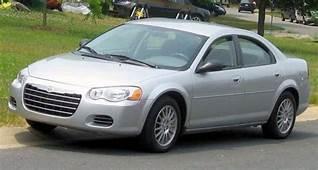 2004 Chrysler Sebring  VIN 1c3el65r94n162665