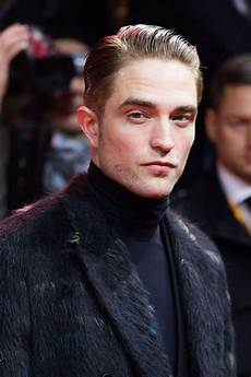 robert pattinson unveils new haircut in berlin allure