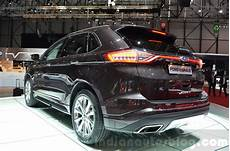 ford edge vignale rear quarter at 2016 geneva motor show