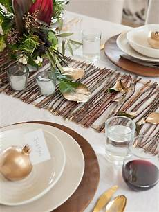 Table Setting by 20 Thanksgiving Table Setting Ideas And Recipes Hgtv