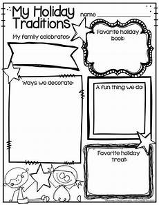 traditions worksheets 15587 holidays around the world freebie