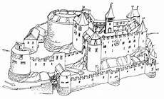 Malvorlage Playmobil Schloss Burgen Und Schl 246 Sser Druckvorschau Malvorlagen F 252 R