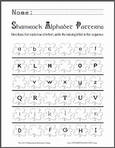 this fun worksheet for st s day march
