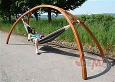 support de hamac bois support hamac bois lamin 233 pont invers 233 charge 300 kg neuf