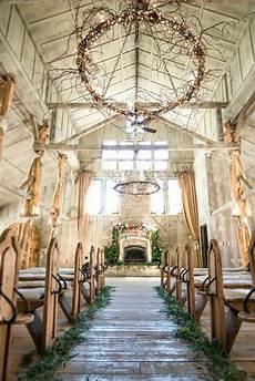 Rustic Wedding Ceremony Ideas