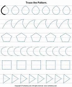 trace patterns worksheets 268 draw pattern worksheet3 apprentissage graphoth 233 rapie