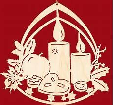 taulin fensterbild weihnachten adventsschale