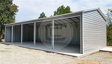 Garage Buildings Prices by Metal Garages For Sale Enclosed Side Entry Garage Prices