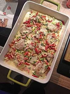 Gerichte Mit Schweinefilet - schweinefilet mit schafsk 228 se 252 berbacken essen