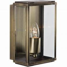 searchlight brass wall light searchlight 8204ab 1 light modern outdoor wall light antique brass ip44