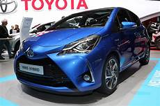 2017 Toyota Yaris Revealed With New Look New Tech And New