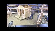 cubby house plans diy how to build a cubby house windows pt 7 youtube