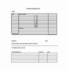free 20 sle general receipt templates in docs ms word pages pdf