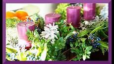 adventskranz selber machen i katiswelttv