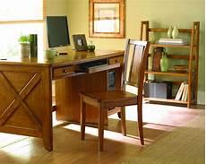 homelegance country style oak writing desk