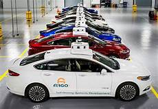 ford 2020 driverless ford offers glimpse of its plans for a commercial fleet of