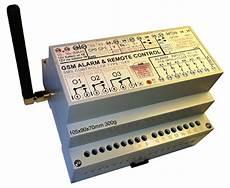 gsm alarm remote
