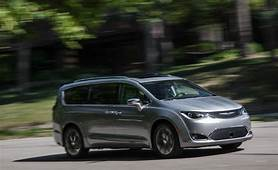 2018 Chrysler Pacifica  Safety And Driver Assistance