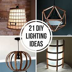 21 diy lighting ideas to brighten your home a budget