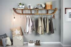 Garderobe Selber Machen - schlitten garderobe selbst bauen do it yourself projekt