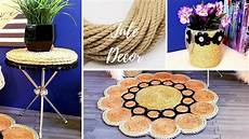 Jute Home Decor Ideas by Diy Jute Home Decoration Ideas Inexpensive Room Decor