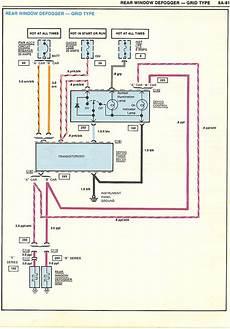 2002 monte carlo window diagram wiring schematic wagon rear defrost gbodyforum 78 88 general motors a g community chevrolet malibu