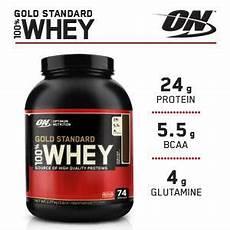 optimum nutrition gold standard 100 whey rich