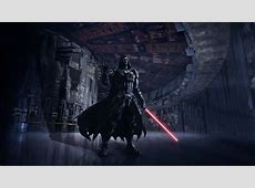 Darth Vader, Star Wars, Adobe Photoshop Wallpapers HD