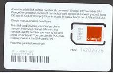 Orange 2012 Free Sim Orange Sim Card Romania