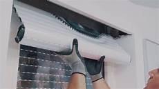 bedruckten alu rollladen einbauen aufsatzrollladen