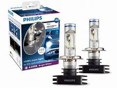 L 226 Mpada X Treme Ultinon Led H4 Philips 6200k 23w