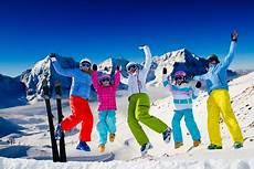 Ski Et Surf Sur Le Domaine Des Sybelles Hiver