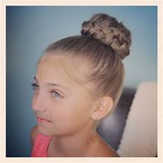 lace braided bun cute updo hairstyles cute girls hairstyles