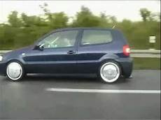 vw polo 6n2 on porsche wheels