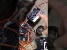 how to change golf cart batteries from six to 12 volt