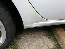 seitenschweller audi a1 eingedr 252 ckt auto kosten unfall