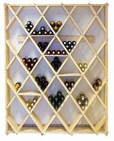 Such A Cool Design On This Wine Rack Cave 224 Vin Casier