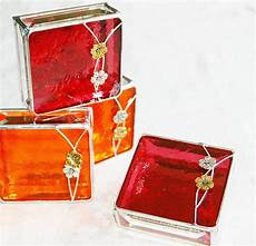 Gift Ideas For Wedding Attendants bridal attendants gifts stained glass boxes set of four