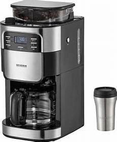 severin kaffeemaschine mit mahlwerk ka 9966 im angebot