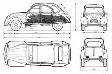 largeur d une voiture dimensions poids 2cv