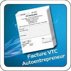 Facture Vtc