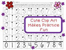 number writing practice 1 20 worksheets spring may activities tpt