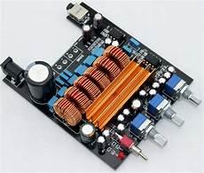 Tpa3116d2 100w Bluetooth Hifi Digital Power by 12v 50wx2 100w Tpa3116d2 2 1 Hifi Digital Subwoofer
