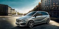 Mercedes B Class News Pictures