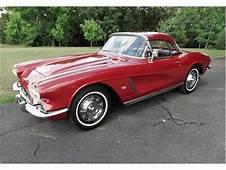 1962 Chevrolet Corvette For Sale On ClassicCarscom
